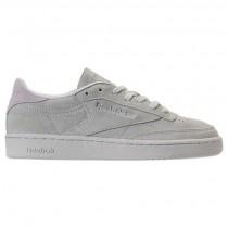 Frauen Reebok Club C 85 Nubuck Sneaker Cm9054 Grün