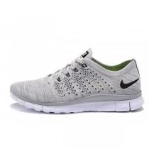 Wolf Grau Nike Free Flyknit Nsw Damen/Herren Sneaker