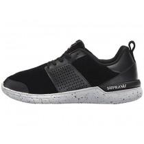 Supra Scissor Schwarz/Schwarz/Weiß Frauen Schuh