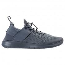 Männer Wolf Grau/Cool Grau/Weiß Nike Free Rn Commuter Schuhe 880841 002