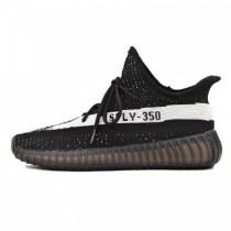 Männer Und Frauen Adidas Kanye West Yeezy Yeezy Boost 350 V2 In Schwarz Weiß