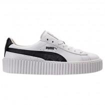 Puma Fenty X Rihanna Wildleder Creeper Damen Schuhe 36446201 001 Puma Weiß