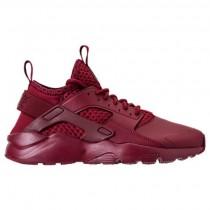Mannschaft Rot/Schwarz Nike Air Huarache Run Ultra Se Herren Schuh 875841 600