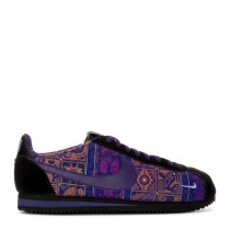 Herren Nike Cortez Nylon Lhm Sneaker Ah7741 500 (Tinte/Tinte/Weiß)