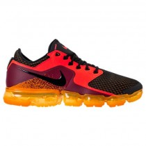 Gesamt Crimson/Schwarz/Laser Orange Herren Nike Air Vapormax Cs Schuh Ah9046 800