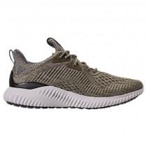 Männer Adidas Alphabounce Em Spur Olive/Spur Ladung/Grau Schuhe Bw1203