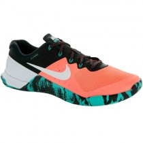 Nike Metcon 2 Hell Mango/Weiß/Hyper Jade Herren Schuhe