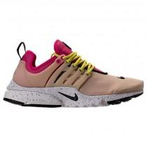 Damen Nike Air Presto Ultra Si Pilz/Tötlich Rosa/Weiß Sneaker 917694 200