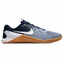 Nike Metcon 3 Herren Schuh - Licht Blau Grau/Binär Blau/Gipfel Weiß/Beige
