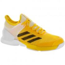Männer Adidas Adizero Ubersonic 2 Eqt Gelb/Schwarz/Weiß Schuh
