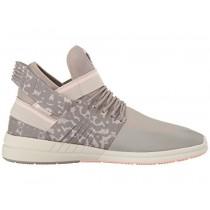 Frauen Supra Skytop V Jahrgang Khaki/Knochen Weiß Schuh