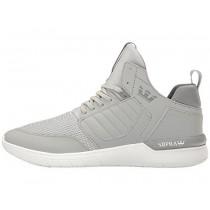Licht Grau/Weiß Männer Supra Method Schuhe