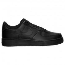 Nike Air Force 1 Niedrig Männer Schuhe 315122 001 Schwarz/Schwarz