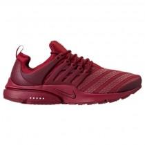 Mannschaft Rot/Weiß Herren Nike Air Presto Low Utility Schuhe 862749 601