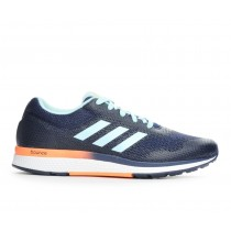 Blau/Wasser/Orange Adidas Mana Bounce 2 W Aramis Frauen Schuh