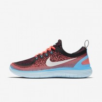 Nike Free Rn Distance 2 Hell Grün/Polarisiert Blau/Lava Glühen/Weiß Frauen Schuh