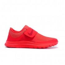 Herren/Damen Nike Free Socfly Rot Schuh