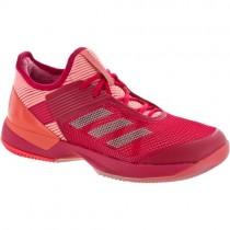Adidas Adizero Ubersonic 3 Energie Rosa/Dampf Grau/Einfach Koralle Frauen Schuhe