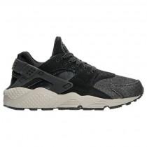 Nike Air Huarache Run Se Damen Schuh 859429 007 Schwarz/Dunkel Grau/Grau