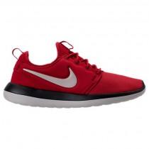Herren Nike Roshe Two Fitnessstudio Rot/Blass Grau/Schwarz Schuhe 844656 602