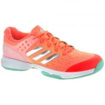 Glühen Orange/Silber Metallisch Adidas Adizero Ubersonic 2 Damen Schuhe