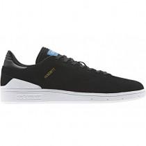 Herren Schwarz/Weiß/BlauVogel Adidas Busenitz Rx Schuh