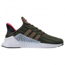 Männer Adidas Climacool 02/17 Schuhe Cg3345 - Nacht Ladung/Spur Olive/Schuhwerk Weiß