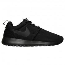 Nike Roshe One Damen Schuh 844994 001 Schwarz/Dunkel Grau