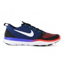 Männer Nike Free Train Versatility Schwarz/Crimson Schuhe