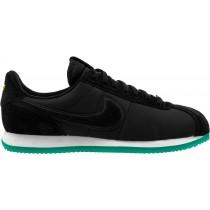 Nike Cortez Basic Latino Heritage Month Lhm Niedrig Herren Lebensstil Schuhe (Schwarz/Grün/Weiß)