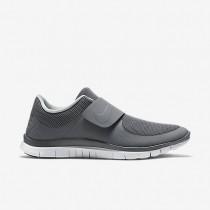 Männer/Frauen Nike Free Socfly Cool Grau/Grau Weiß/Cool Grau