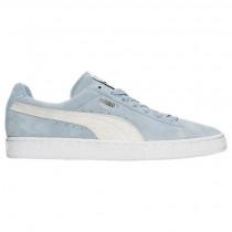 Männer Blau Fog/Puma Weiß Puma Wildleder Klassisch+ Schuhe 36324206