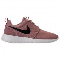 Frauen Partikel Rosa/Schwarz/Beige Nike Roshe One Schuh 844994 601