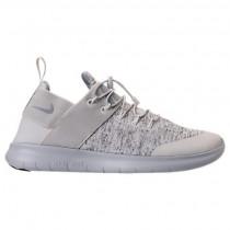 Herren Beige/Wolf Grau/Grau Weiß Nike Free Rn Commuter Premium Schuhe Aa2430 100