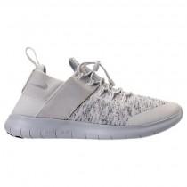 Beigewolf Grau/Grau Weiß Damen Nike Free Rn Commuter 2018 Premium Sneaker Aa1622 100