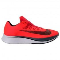 Nike Zoom Fly Herren Schuh 880848 614 - Hell Crimson/Schwarz/Blau Fuchs