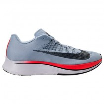 Damen Nike Zoom Fly Eis Blau/Blau Fuchs/Hell Crimson Schuh 897821 401