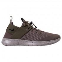 Schokolade/Schwarz/Grau Männer Nike Free Rn Commuter 2018 Reflektierend Schuhe Ah9699 201