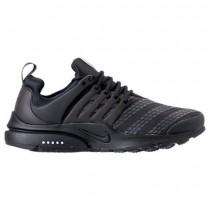 Herren Nike Air Presto Low Utility Schwarz/Weiß/Mannschaft Orange Schuhe 862749 004