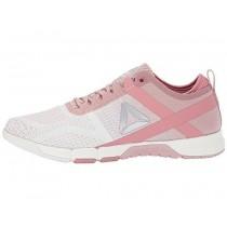 Damen Reebok Crossfit® Grace Tr Shell Rosa/Kreide/Sandig Rose/Silber Metallisch