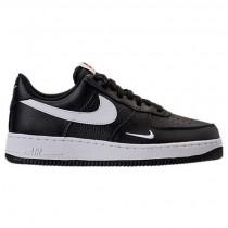 Nike Air Force 1 Low Herren Schuhe 820266 021 Im Schwarz/Weiß