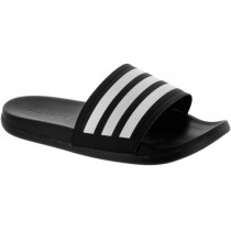 Adidas Adilette Cf+ Stripes Frauen Flip Flop Ader Schwarz/Weiß