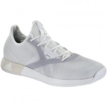 Adidas Adizero Defiant Bounce Herren Weiß/Grau Schuhe