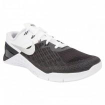 Herren Nike Metcon 3 Schwarz/Weiß/Metallisch Silber Schuhe