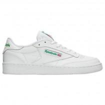 Reebok Club C 85 Männer Schuhe Ar0456 Weiß/Grün