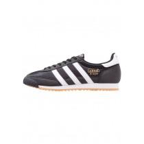 Adidas Originals Dragon Og Ader Schwarz/Weiß Männer/Frauen Schuh