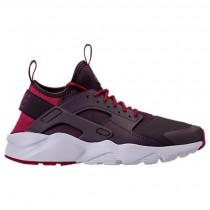 Herren Nike Air Huarache Run Ultra Granatapfel Rot/Crimson/Edel Rot Schuhe 819685 605