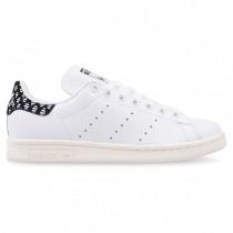 Frauen Adidas Originals Stan Smith Weiß/Weiß/Schwarz Schuh Bz0568