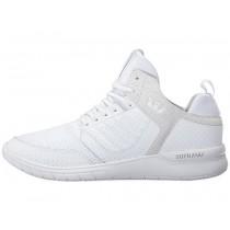 Männer Supra Method Weiß/Weiß Schuh