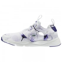 Reebok Furylite Frauen Graphic Classic Schuhe Floral-Opal/PigMännert Purple/Lucid Lilac